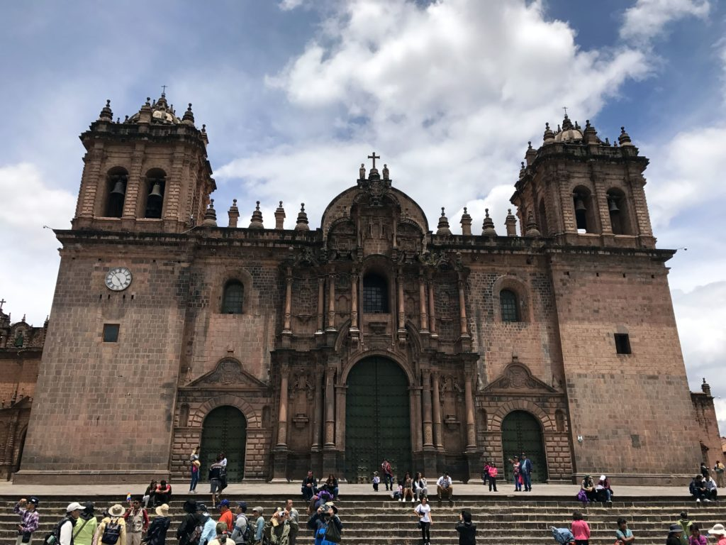 Cusco Cthedral